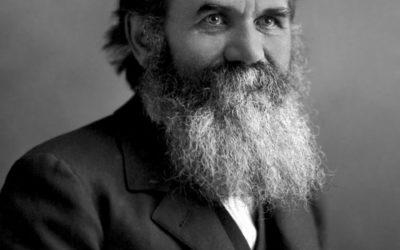 El padre de la quiropráctica: D.D. Palmer